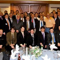 Group Shot from Lambda chapter of Delta Phi Alumni Weekend 2010