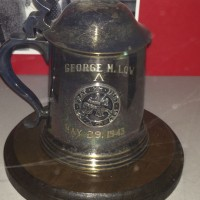 The Pewter Mug – close-up